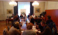 """Održana je konferencija za medije na kojoj je najavljen početak provedbe aktivnosti u sklopu europskog projekta """"Ulaganje u dnevnu bolnicu i jednodnevnu kirurgiju Opće bolnice Pula"""""""