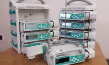 Općoj bolnici Pula ukupno 30 novih infuzijskih i perfuzijskih modularnih sistema