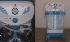 Električni aspirator odjelu dnevne bolnice i jednodnevne kirurgije