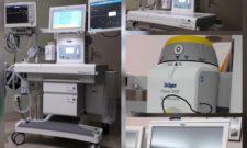 Anesteziološki uređaji odjelu dnevne bolnice i jednodnevne kirurgije