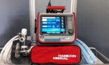 Transportni respirator Općoj bolnici Pula