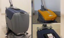 Isporučeni novi aparati za mokro čišćenje poda