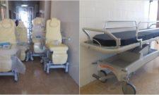 Isporučena nova transportna kolica i elektropodesive stolice.